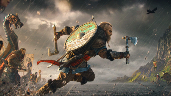 Assassin's Creed Valhalla heeft een League of Legends easter egg