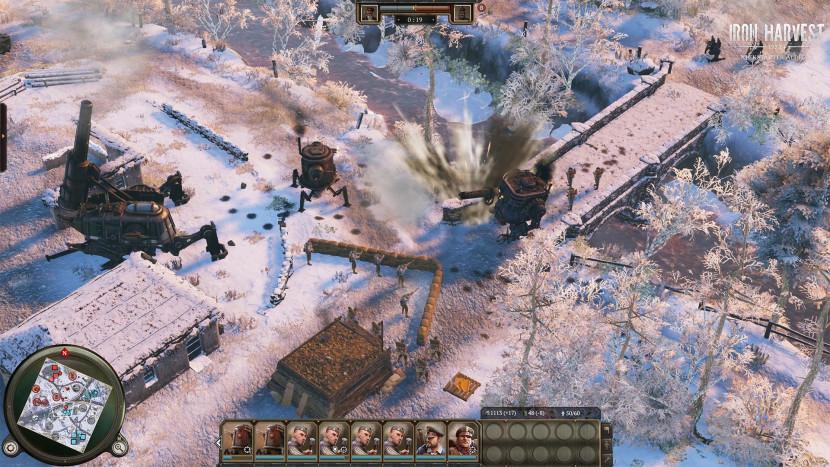 Iron Harvest screenshot PC PS4 Xbox One