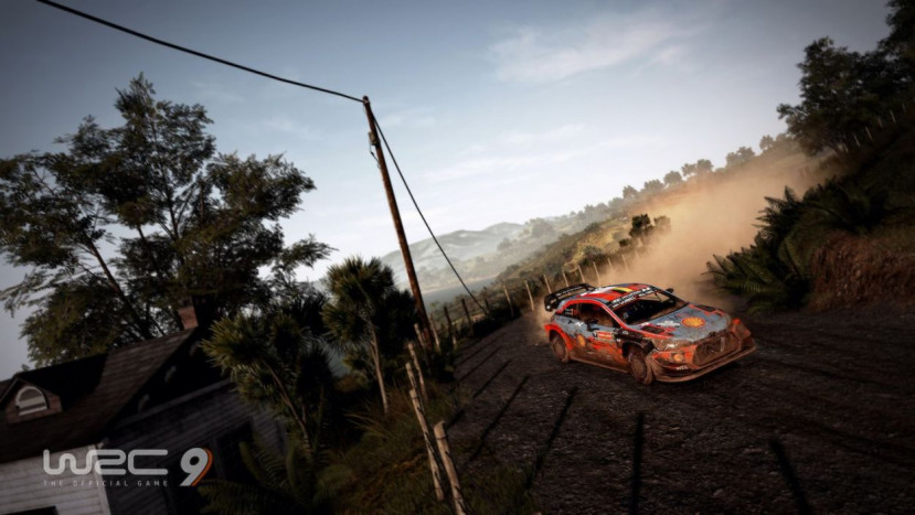 WRC 9 screenshot PC PS4 PS5 Switch Xbox One Xbox Series X