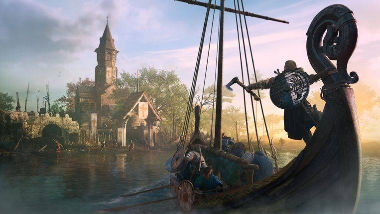 Assassin's Creed Valhalla screenshot PC PS4 PS5 Xbox One Xbox Series X