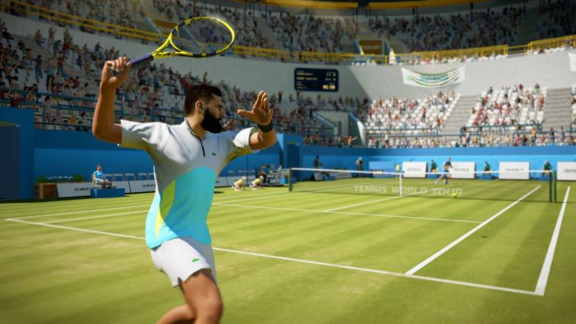 Tennis World Tour 2 screenshot PC PS4 Switch Xbox One